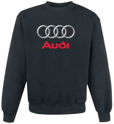 Audi Bluza A3 A4 A6 QUATTRO 9 WZORÓW