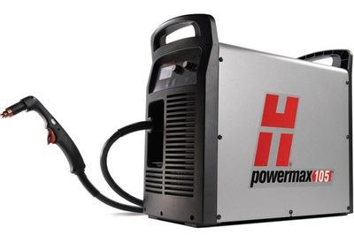 HYPERTHERM PLASMA cut stroj WYPALARKA POWER105