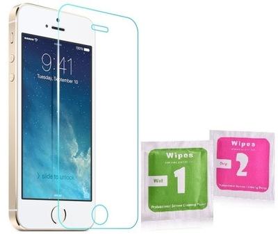 APPLE iPhone 5 /5S/5C/SE стекло ЗАКАЛЕННОЕ 9H подарки