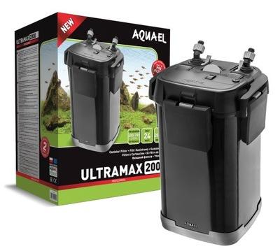 EXTERNÝ FILTER AQUAEL ULTRAMAX 2000 PRE 400-700L