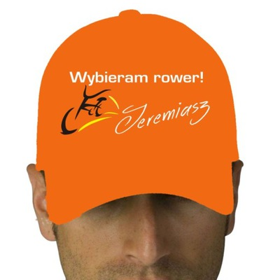 czapki, czapka z Twoim nadrukiem, logo reklamowe