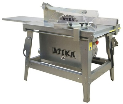 Atika BTH 400 konštrukcia kotúčová Píla 230V 3kW