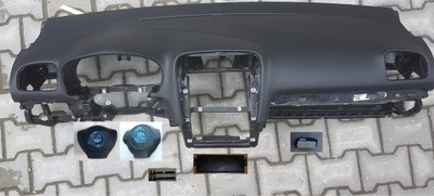 Гольф 6 VI деска konsola кокпит подушки безопасности Pasy КПЛ орг
