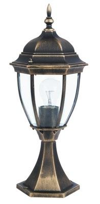 Svietidlá vstupné vonkajšie - LAMPA STOJĄCA ZEWNĘTRZNA TORONTO 8383 RABALUX
