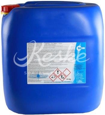 CHEMIKÁLIE pre bazény chlórnan Sodný Chlór KVAPALNÝ 35kg