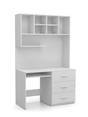 Книжный шкаф письменный стол приставка 120 см ??? выбор ЦВЕТА