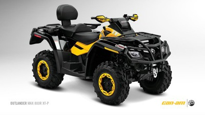ВСЕ ЗАПЧАСТИ CAN AM OUTLANDER MAX XTP 800 G1