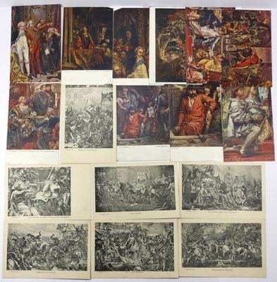 Матейко живопись 17 открытки посмотри !