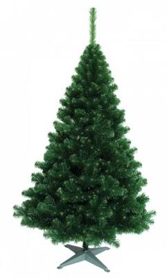 Vianočné stromčeky - UMELÝ STROM SIBÍRSKEJ BOROVICE 150 CM STÁNKU