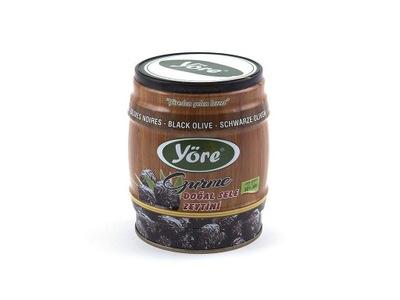 Этом сочность готового черные оливки с косточкой крупные, gurme Yore