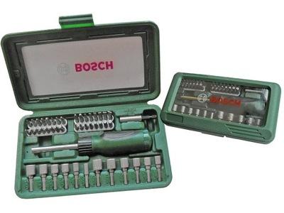 BOSCH račňový skrutkovač je vybavený X-Line 46