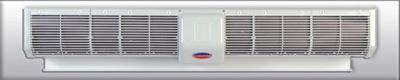 Klimatizácia - OLEFINI clona KWH35 - výmenník vody