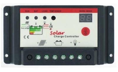 radič 20A 12V24V solárny regulátor