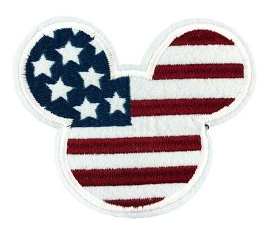 ??? Полоса naprasowanka Мышь Микки Маус термо 9см