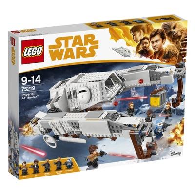 75219 LEGO STAR WARS Imperial NA-Hauler NOVÉ