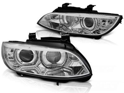 ФОНАРИ ПЕРЕД BMW E92 E93 DIODOWE LED (СВЕТОДИОД ) ХОДОВЫЕ ОГНИ ДХО КСЕНОН