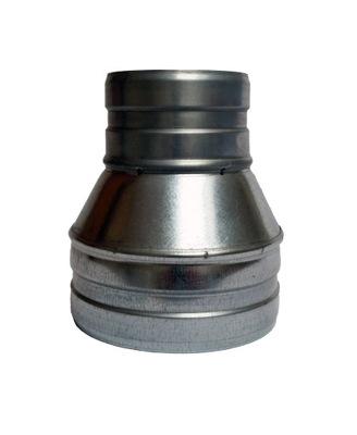 150/120 Zníženie kapota, hadica, filter spiro
