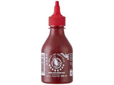 Sos chilli Sriracha bardzo ostry, chilli 70% 200ml