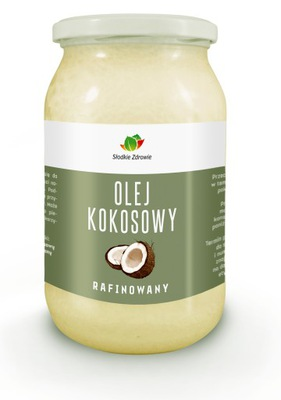кокосовое масло без запаха рафинад 900ml Чистый