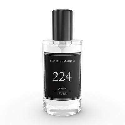 Perfumy FM 224 PURE 50 ml orientalne, przebojowe