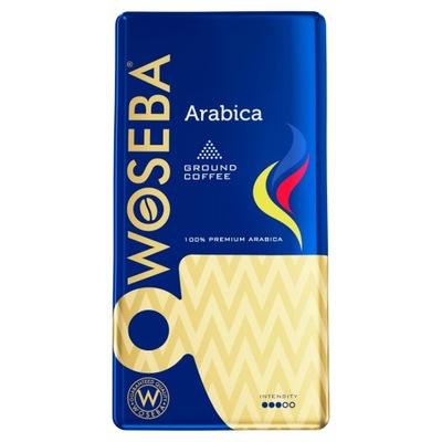 НОВИНКА ! Woseba Арабика кофе обжаренный молотая 500 г