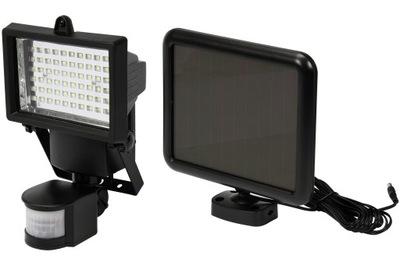 Yato Фары солнечная LED датчик движения 4W