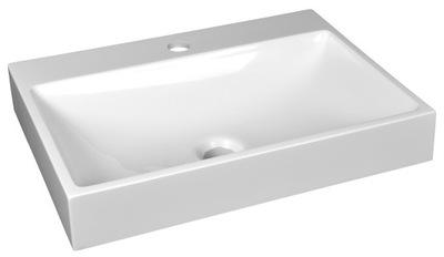 Umývadlo Exkluzívne umývadlo Dext 50. Vstavaný nábytok