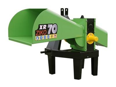 stroj sekačka pre konáre až do 5,5 cm