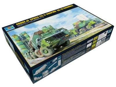 Wyrzutnia S-3000PMU SA-10 Grumble 01038 Trumpeter