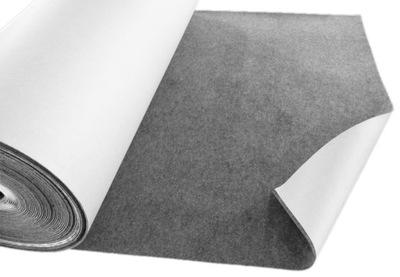 войлок 5 мм, самоклеящаяся, Ширина 160см- Серый