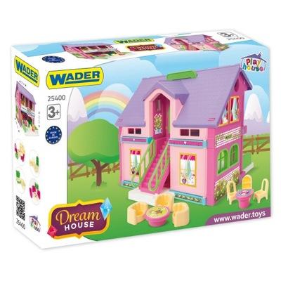 Kulikov Hrať Dom - domček pre bábiky Kulikov 25400
