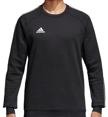 bluza adidas męska biała z kapturem