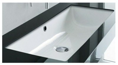 Umývadlo KERAZAN SLIM WASHBASINER 75X34 CM 0225