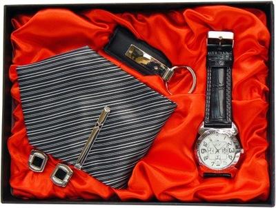 Открытки галстук часы, днем