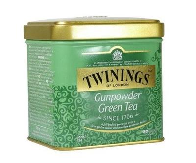 Twinings Gunpowder Green Tea 100г