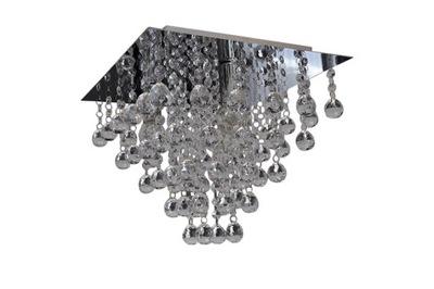 SVIETIDLO CRYSTAL elegantné stropné svietidlá moderného elegan