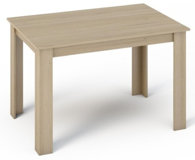 стол КОНГО 120Х80 сонома стол для кухни гостиной