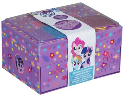 Pony pony Box Šperky Box Mozaika