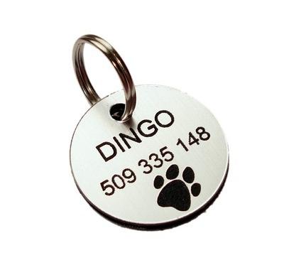 Идентификатор adresówka собака гравер