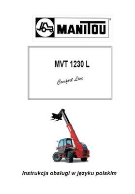 MANITOU MVT 1230 L COMFORT LINE - ИНСТРУКЦИЯ PL
