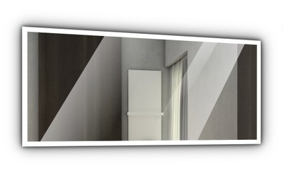 зеркало подсветка LED для ванной комнаты 80x60 Boston24H