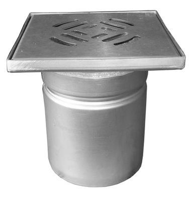 Rošt pre odpadové vody z ocele KM150-D110-V1-B10