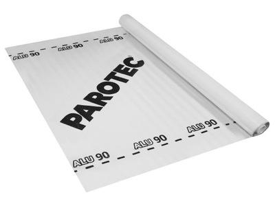 пленка пароизоляционная алюминиевая PAROTEC ALU 90