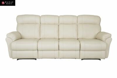 диван Relax 4 человек кожа Мягкий Удобный Wanat