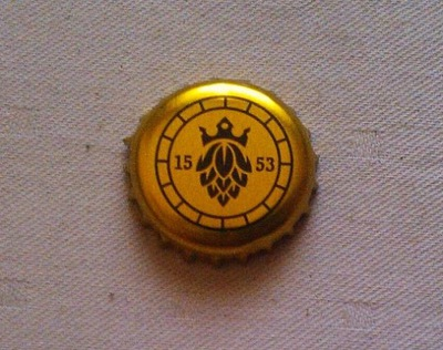 Крышечку от пива - ТЕНЧИНЕК - Пивоварня Тенчинек