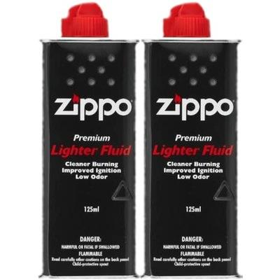 2x бензин ZIPPO 125ml ??? бензиновых зажигалок