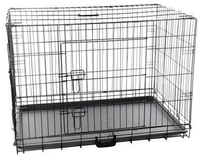 Kovová klietka pre psie búdy 60x44x51 cm