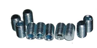 винты прижимные червей 4x8mm DIN-913 А2 10шт