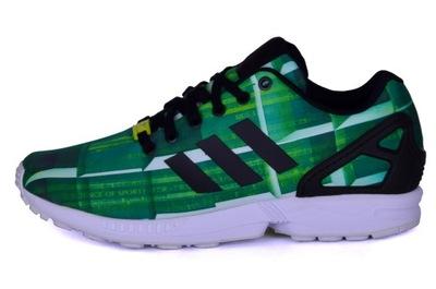 Adidas zx flux r.44 7666673718 oficjalne archiwum allegro