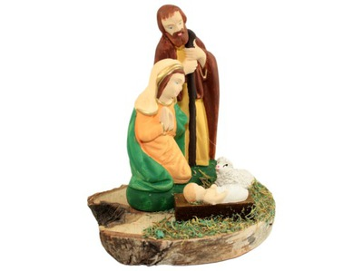 Figúrky svätej rodiny